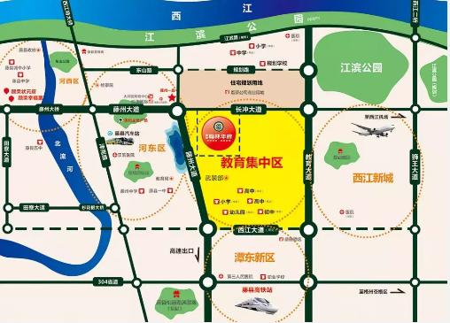 全球共德粤桂发展再下一城,新智慧工地项目落地顾荣·翰林华府